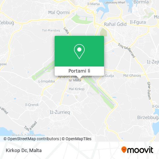 Mappa Kirkop Dc