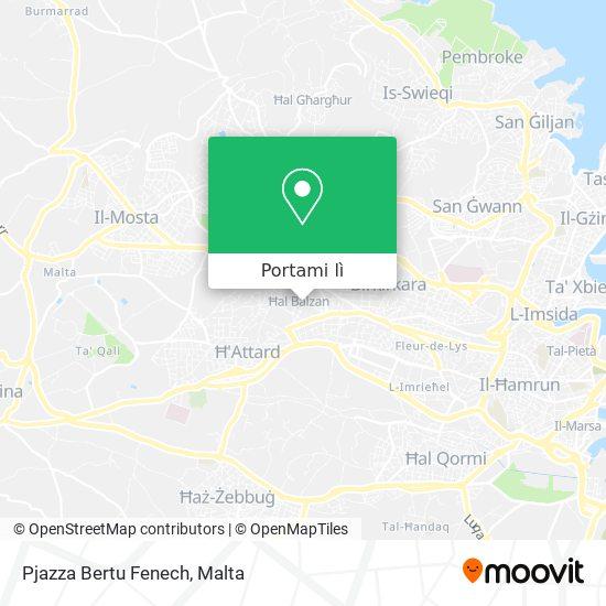 Mappa Pjazza Bertu Fenech