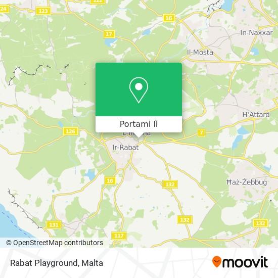 Mappa Rabat Playground