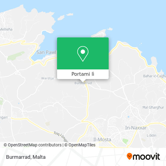 Mappa Burmarrad