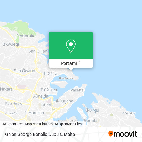 Mappa Ġnien George Bonello Dupuis