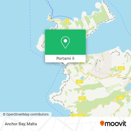 Mappa Anchor Bay