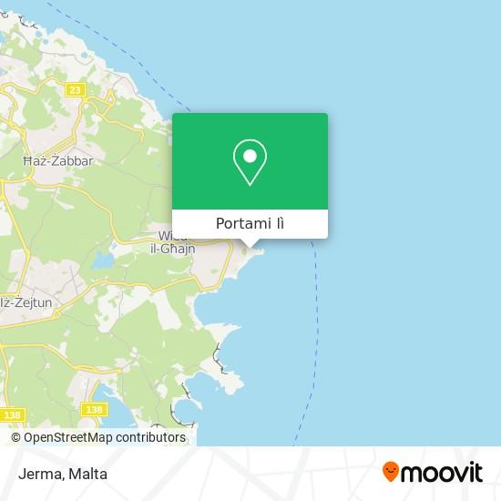 Mappa Jerma