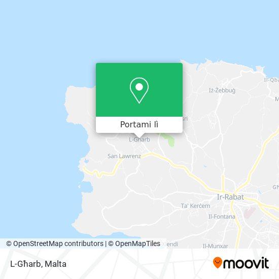 Mappa L-Għarb