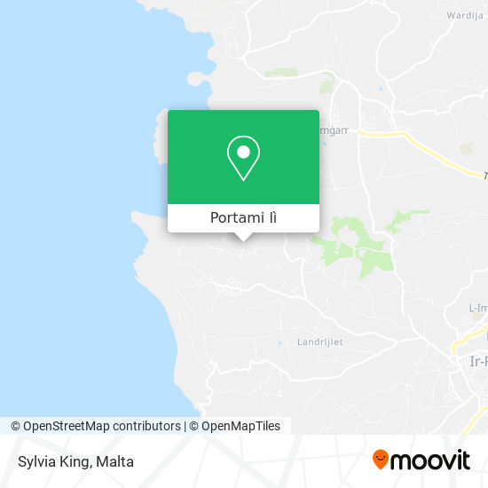Mappa Sylvia King