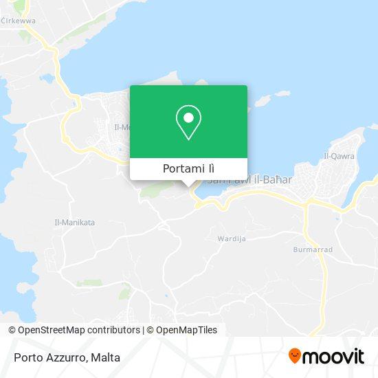 Mappa Porto Azzurro