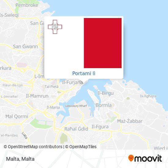 Mappa Malta