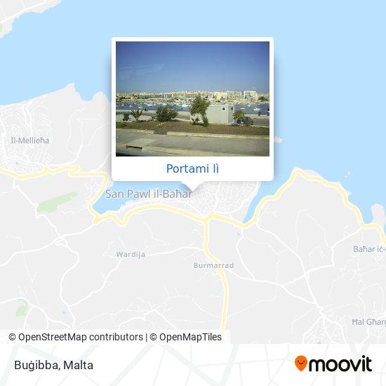Mappa Buġibba