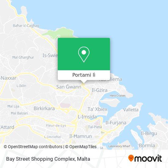 Mappa Bay Street Shopping Complex