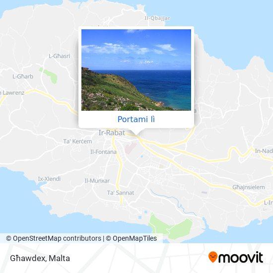 Mappa Għawdex