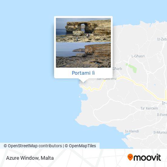 Mappa Azure Window