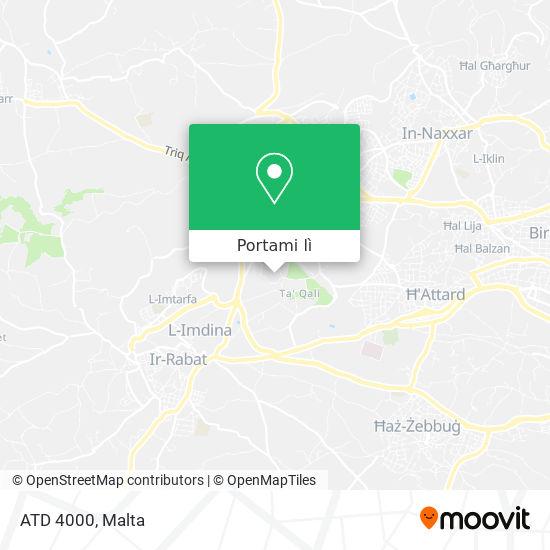 Mappa ATD 4000