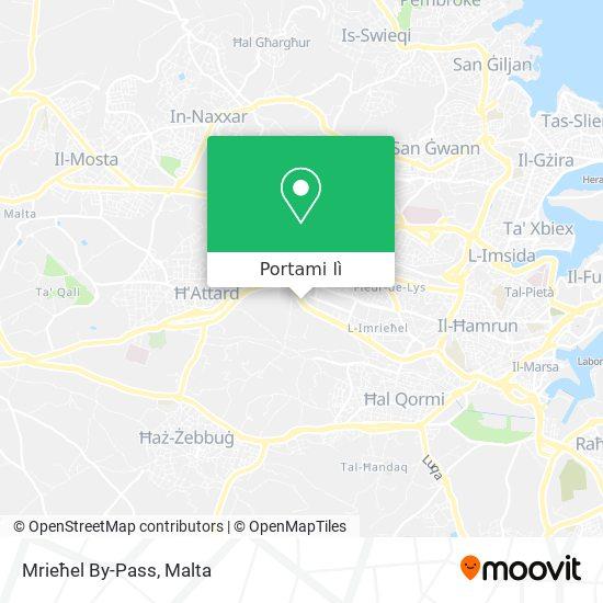 Mappa Mrieħel By-Pass