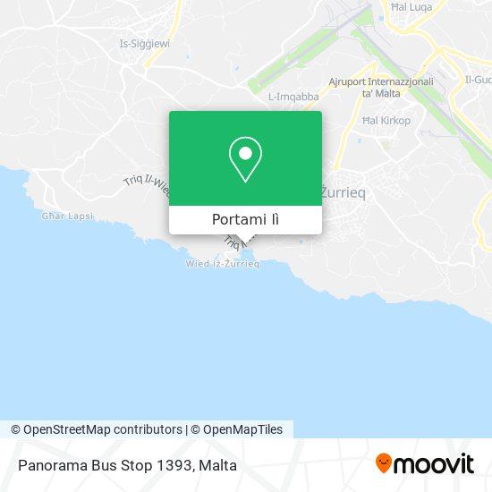 Mappa Panorama Bus Stop 1393