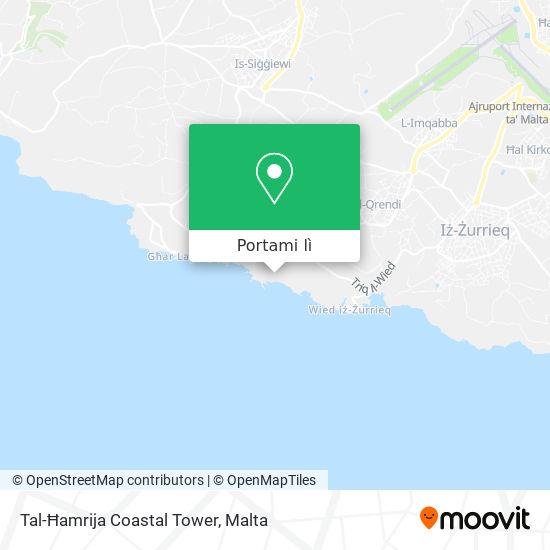 Mappa Tal-Ħamrija Coastal Tower
