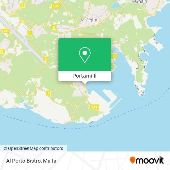 Mappa Al Porto Bistro