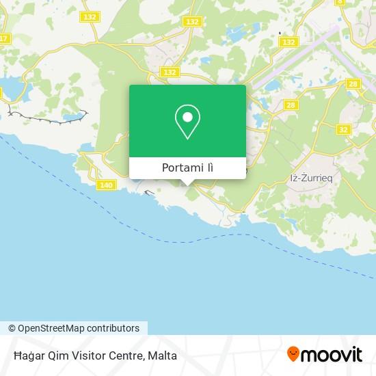 Mappa Ħaġar Qim Visitor Centre