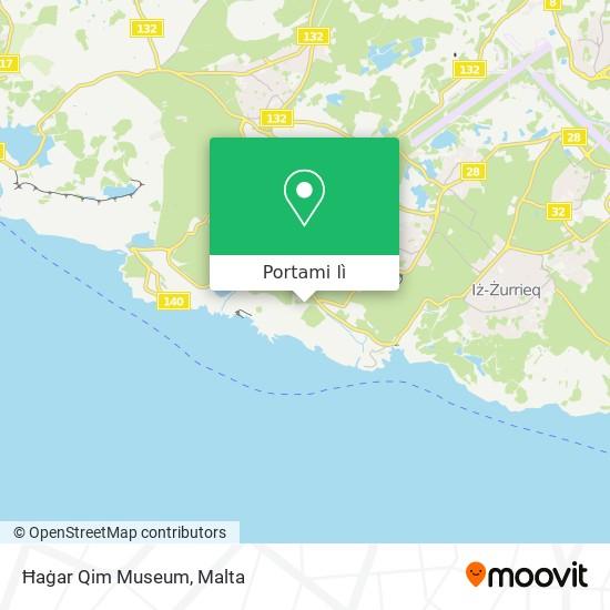 Mappa Ħaġar Qim Museum