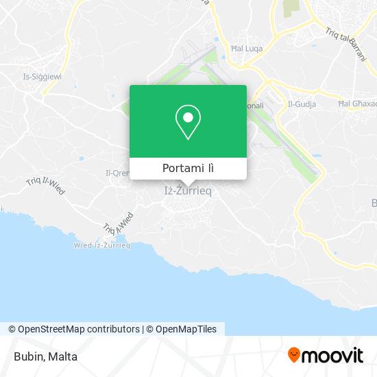 Mappa Bubin