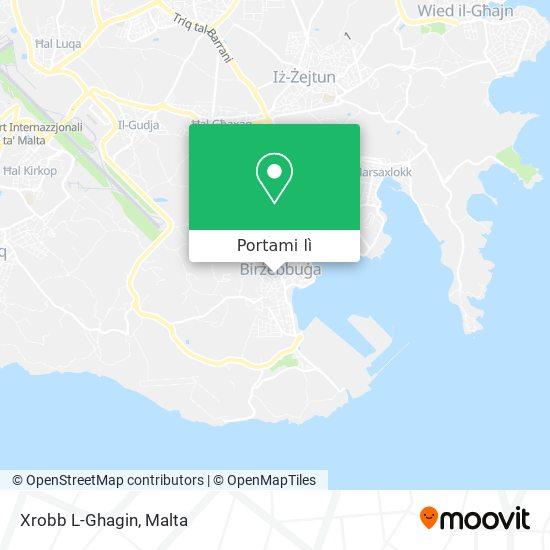 Mappa Xrobb L-Ghagin