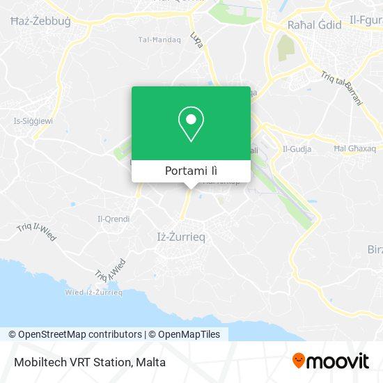 Mappa Mobiltech VRT Station