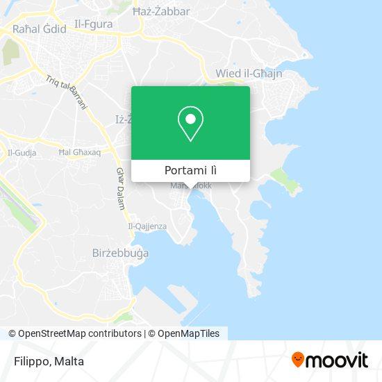 Mappa Filippo
