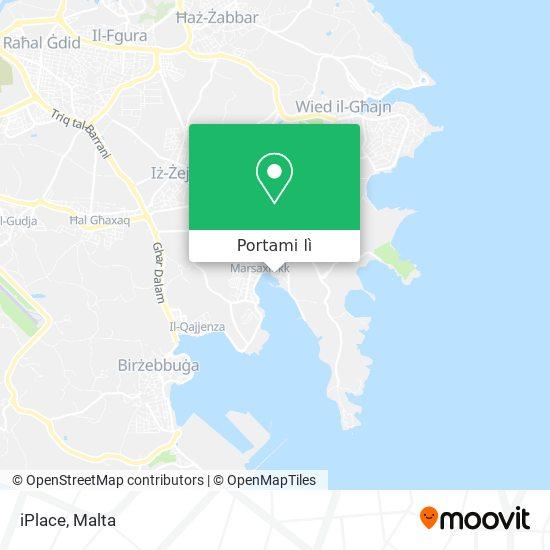 Mappa iPlace