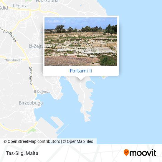 Mappa Tas-Silg