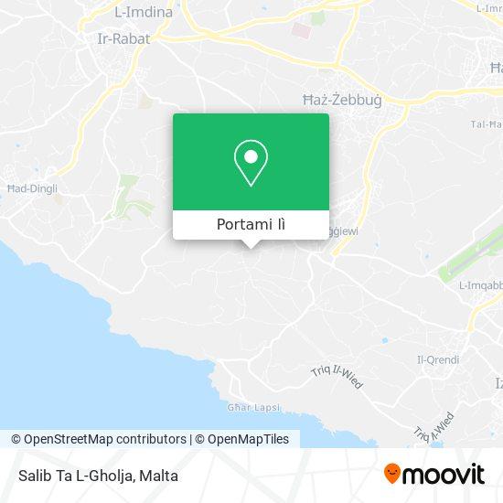 Mappa Salib Ta L-Gholja