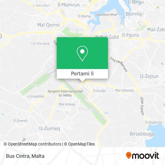 Mappa Bus Cintra