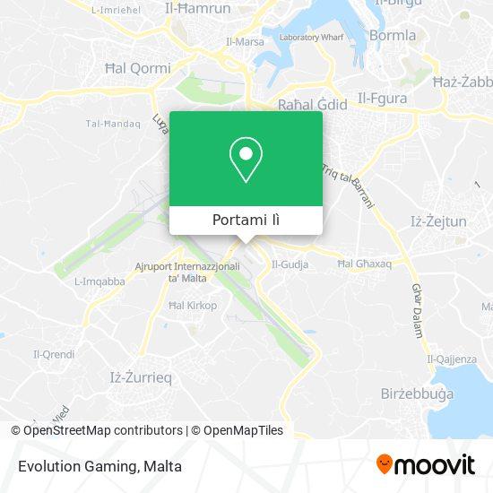 Mappa Evolution  Gaming