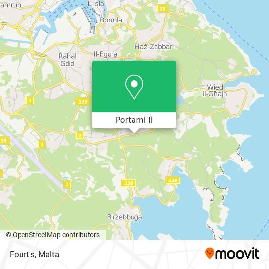 Mappa Fourt's