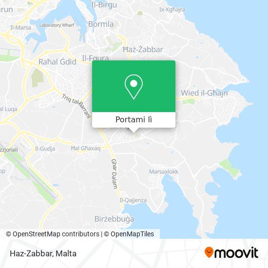 Mappa Haz-Zabbar