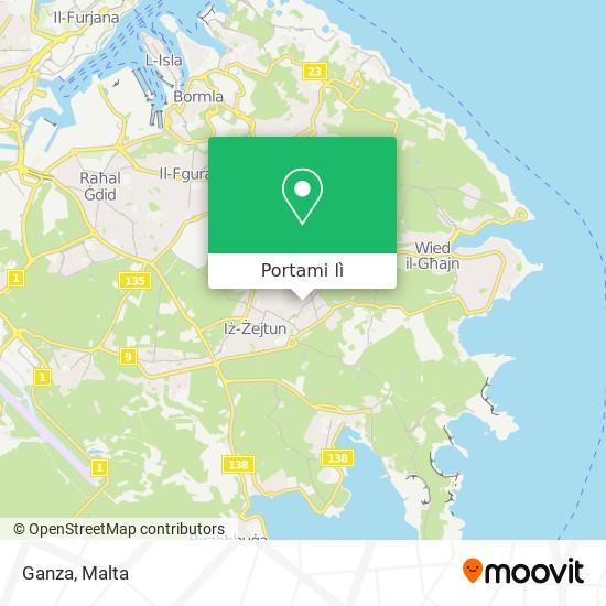 Mappa Ganza