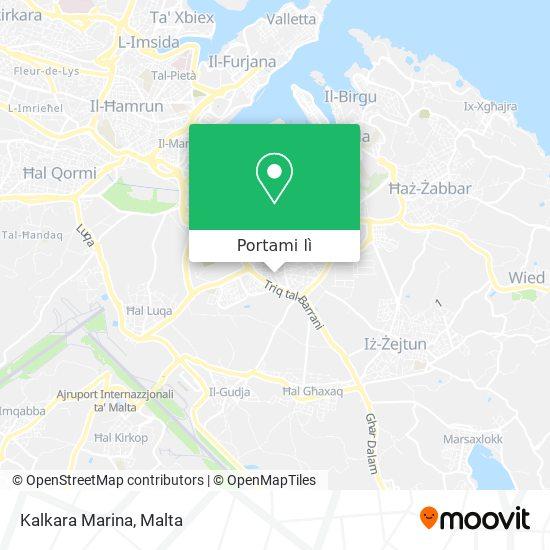Mappa Kalkara Marina