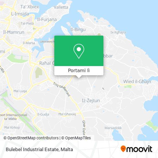 Mappa Bulebel Industrial Estate