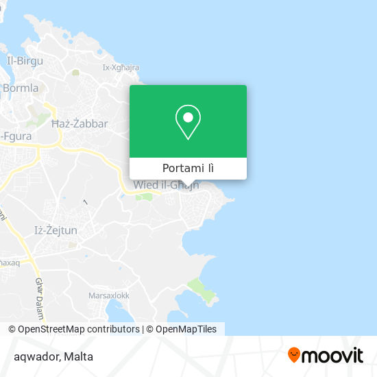 Mappa aqwador