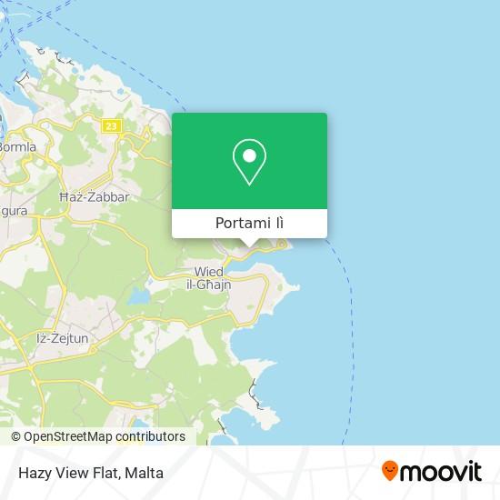 Mappa Hazy View Flat