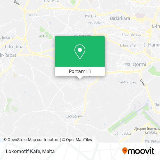 Mappa Lokomotif Kafe