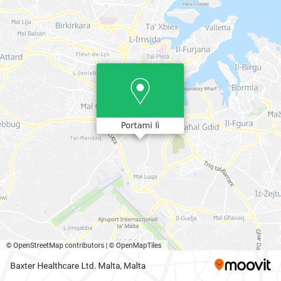 Mappa Baxter Healthcare Ltd. Malta