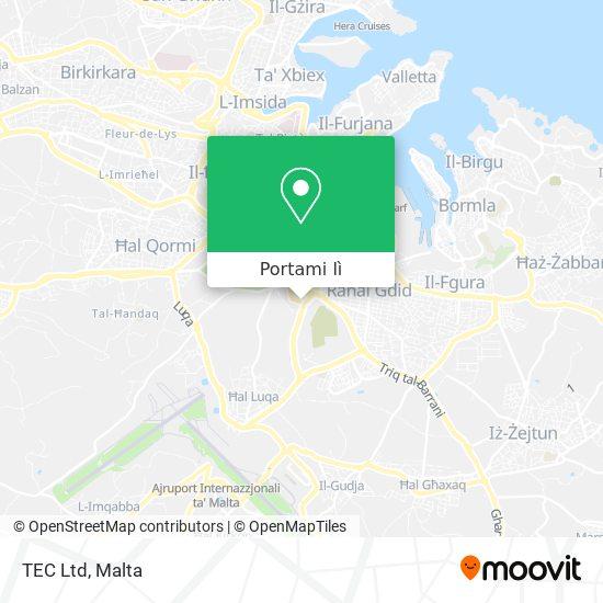 Mappa TEC Ltd