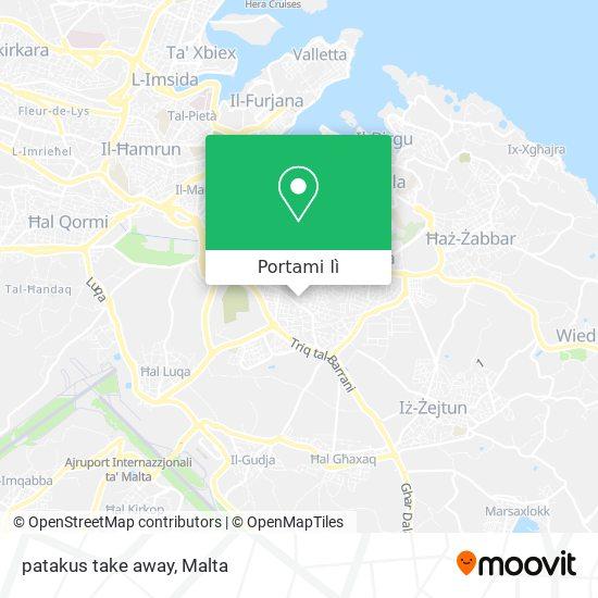 Mappa patakus take away