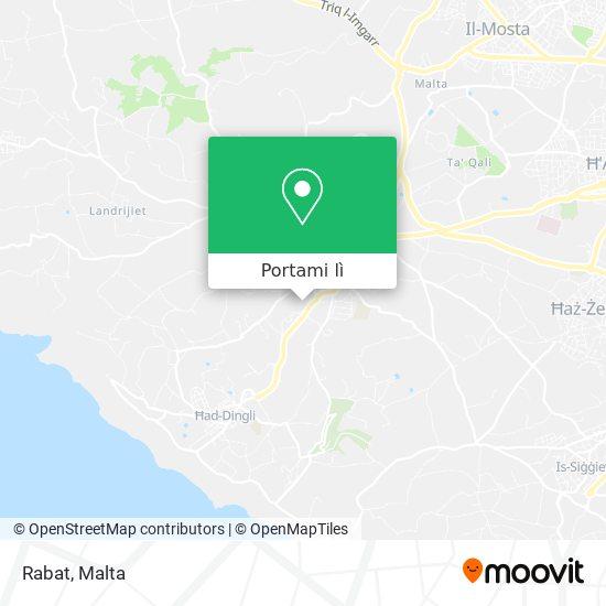 Mappa Rabat