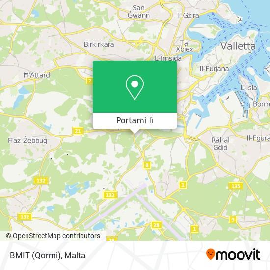Mappa BMIT (Qormi)