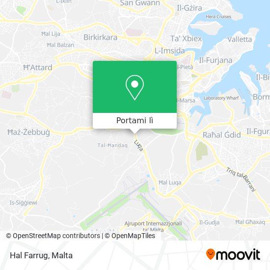 Mappa Hal Farrug