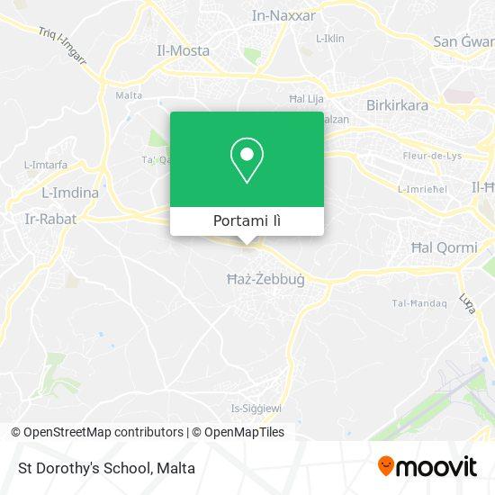 Mappa St Dorothy's School