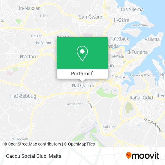 Mappa Caccu Social Club
