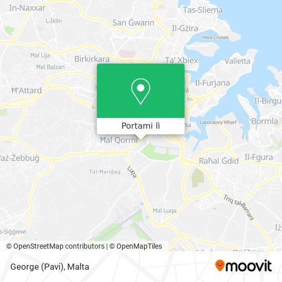 Mappa George (Pavi)