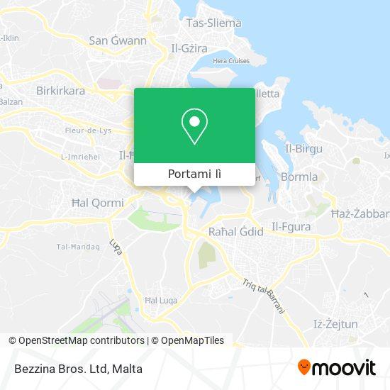 Mappa Bezzina Bros. Ltd