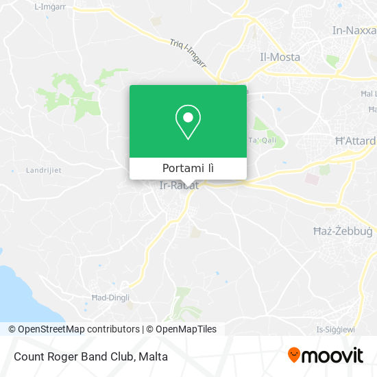 Mappa Count Roger Band Club